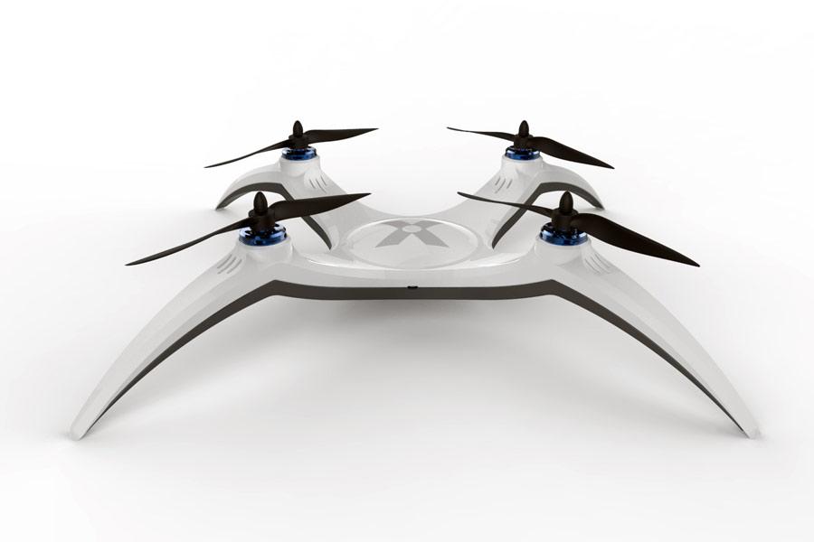 New Drone Idea