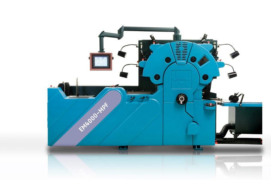 Printing Press Large